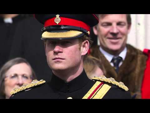 Prince Harry to Leave Military After Decade of Service