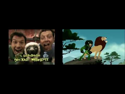 Zoboomafoo And Wild Kratts Theme Song Mix