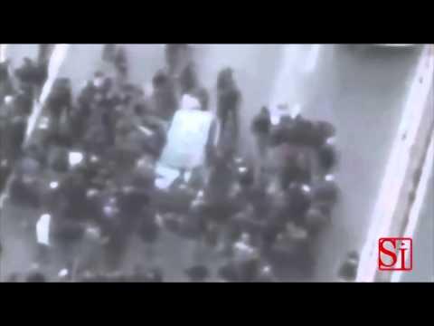 Napoli - Quattro indagati per la morte di Ciro Esposito (17.07.14)