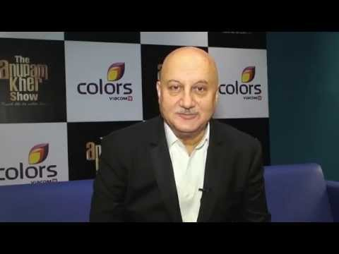 Bollywood Actor Anupam Kher In A Magical Evening In Dubai video