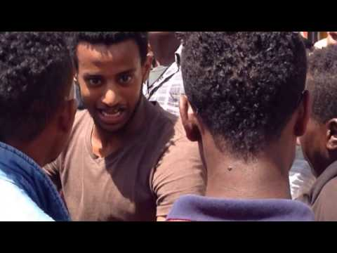 Dancing To Sami Go Ethio Shake Song At The 121 Adwa Victory Celebrations Addis Ababa