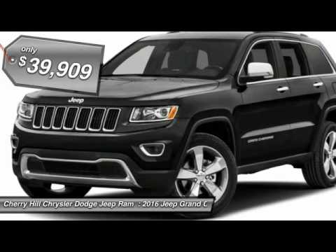 2016 Jeep Grand Cherokee Cherry Hill NJ 357911