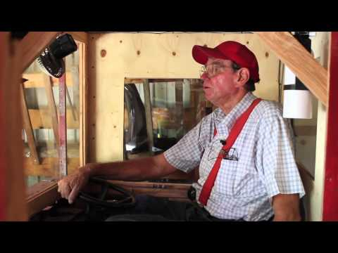One Minute Tips: Build Your Own Snowblower Cab (with Grandpa Carl)