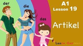 download lagu Learn German  Articles  Bestimmte Artikel  Der, gratis