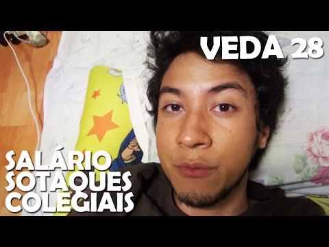 VEDA JAPA #28 Salário Sotaques Colegiais