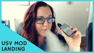 United Society of Vape (USV) Mod Landing Review