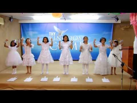 Kingdom Kids- Welcome Dance 2013 video