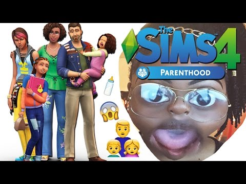 The Sims 4 PARENTHOOD: Official Trailer REACTION video!