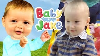 Baby Jake - Goes On An Adventure - Skip To My Lou Song