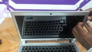 Acer aspire v5 431 471 531 571 How to replace the led do it yourself diy easiest method ever