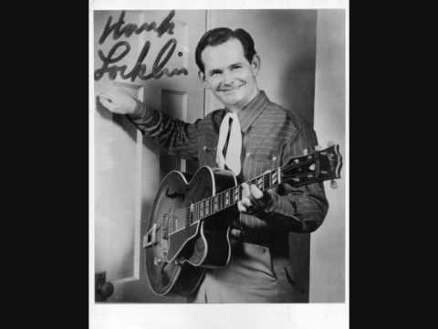 Hank Locklin - We