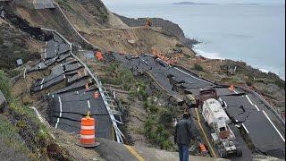 La falla de San Andres | Asi se hizo la Tierra | Documental History Channel