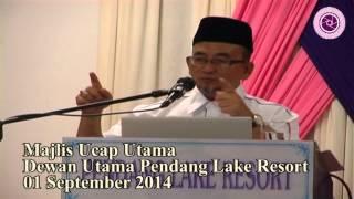 Nadwah Kepimpinan Islam - Majlis Ucap utama