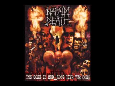 Napalm Death - Pay For The Privilege Of Breathing