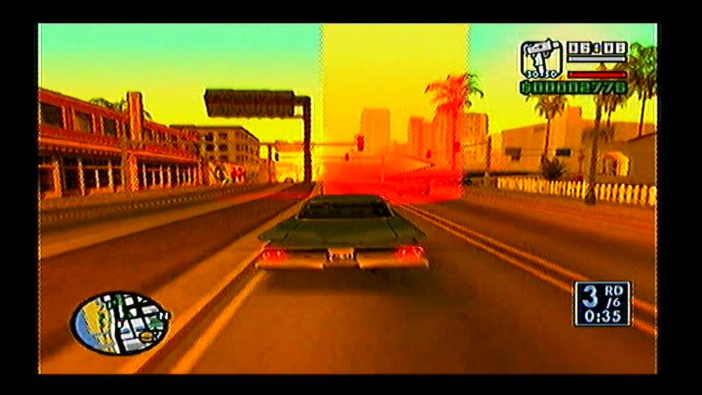 Gta San Andreas Ps2 Gameplay Gta San Andreas Mission 17 Low