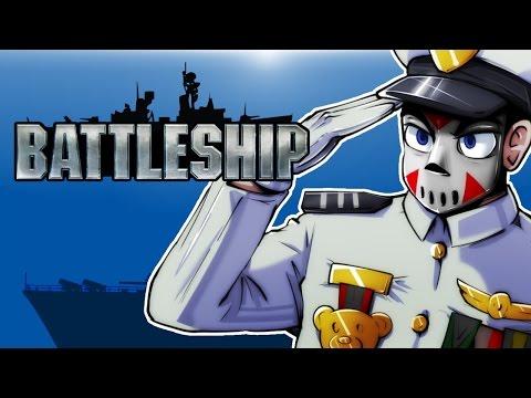 BATTLESHIP - WHERE ARE YOU HIDING CARTOONZ!? Ship Hide & Seek!