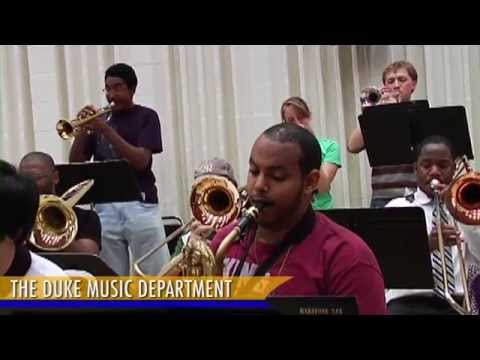Duke University Jazz Ensemble
