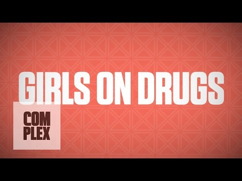 Wale - girls On Drugs (lyric Video) video