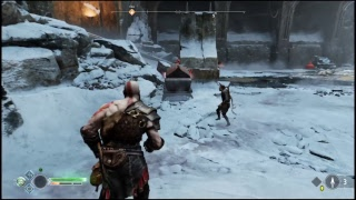 God of War|Story|Exploring Temples with the Boy|Part:6
