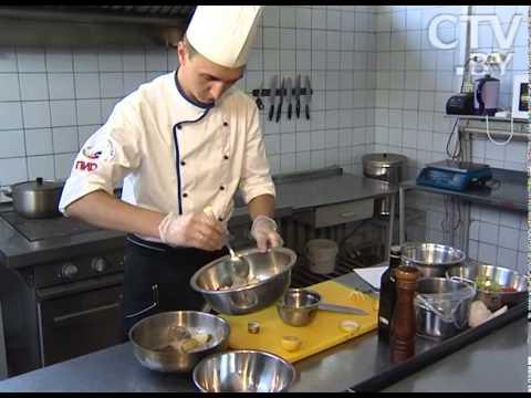 Мастер класс поваров в минске