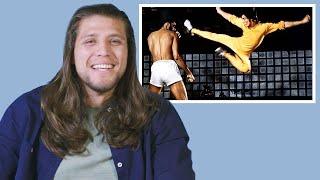 UFC Fighter Brian Ortega Breaks Down Fight Scenes In Movies   GQ
