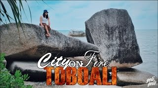 Download Lagu City on Fire TOBOALI Gratis STAFABAND