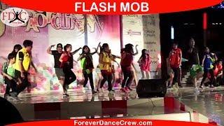 KPOP IN PUBLIC CHALLENGE KPOP DANCE IN PUBLIC INDONESIA - FOREVER DANCE CREW