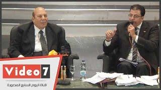 بالفيديو.. عادل لبيب: تحويل مركز سقارة لأكاديمية لتأهيل الشباب للمناصب القيادية