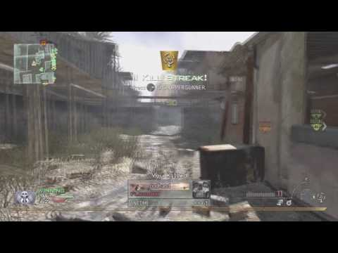 MW2 - EotL's how to rush with big scores - 91-6 Video