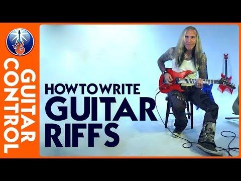 Lessons - Metal - Heavy Metal Riffs 23