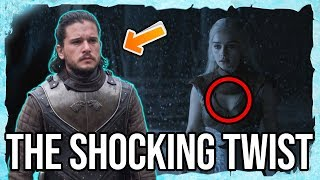Jon Snow's Bittersweet Ending | Game of Thrones Finale Theory