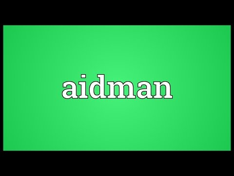 Header of aidman