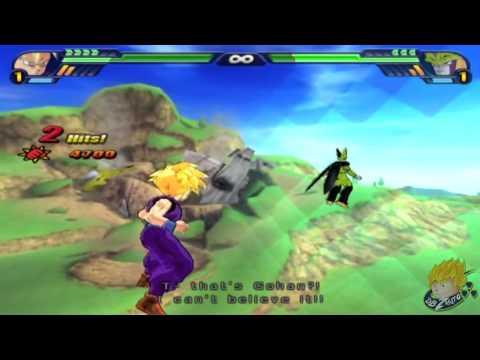 Dragon Ball Z Budokai Tenkaichi 3 - Story Mode Ssj Goku & Gohan Vs Perfect Cell (part 11) 【hd】 video