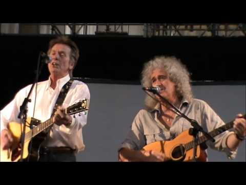 Brian May&Joe Brown - Puttin' on the Style - Wildlife Rocks, Guildford