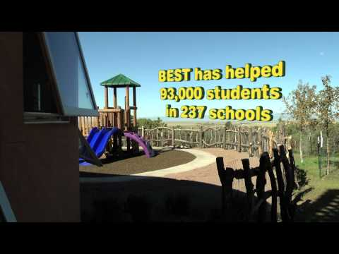 Crestone Charter School - The Crestone Charter School is culminating a specific, momentous threejourney of seeing the completion of a new, permanent School building. The official Ribbon Cutting Ceremony was held on the first day of school, Tuesday, September 4, 2012. Heralded by Shumei's Taiko Drummers, students, teachers and families were joined by out-of-town guests and helpers from the League of Charter Schools, the Colorado Department of Education, DSI Construction and the offices of Harry Teague Architects to share in the celebration and witness the Ribbon Cutting. Slicing through that Ribbon, which represented a profound milestone in the School's seventeen year history, was it's first graduating class of the new building. When the Colorado Department of Education announced it would begin a special capital construction effort under the