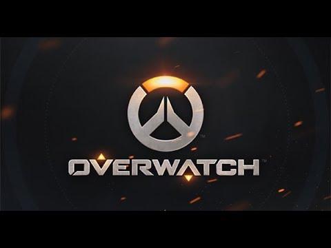 Overwatch Wieczorową♣ Porą ! :D Trochu ćwiczyłem XP