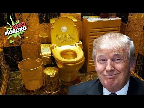 Las 7 Cosas más Lujosas que Tiene Donald Trump   DeToxoMoroxo