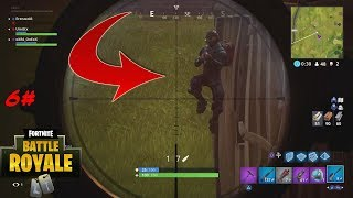 FORTNITE BATTLE ROYALE FUNNY MOMENTS  & BEST KILLS #6 (MUST WATCH) (WTF MOMENTS) (FAILS) (720p)