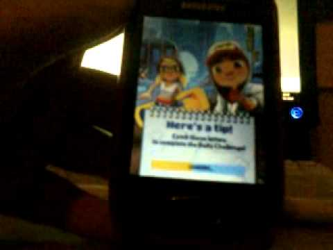Subway Surfers for Samsung Galaxy Ace!!! (ARMv6)