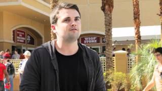 Interview with Sopranos Star Robert Iler at WSOP 2011