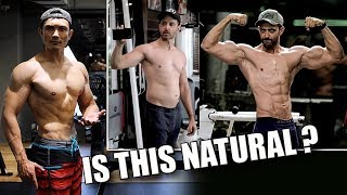 TRUTH Behind HRITHIK ROSHAN TRANSFORMATION- Possible NATURALLY? [Analysis by Jeet Selal]