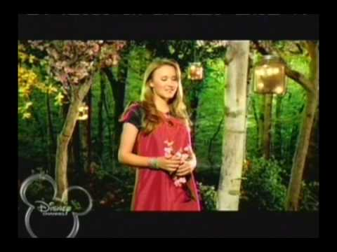 Once Upon A Dream - Emily Osment (FULL MUSIC VIDEO) Video