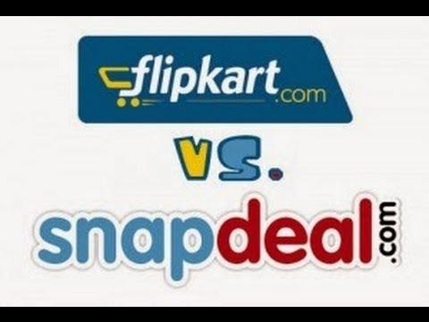 Flipkart VS Snapdeal: A Complete Comparison