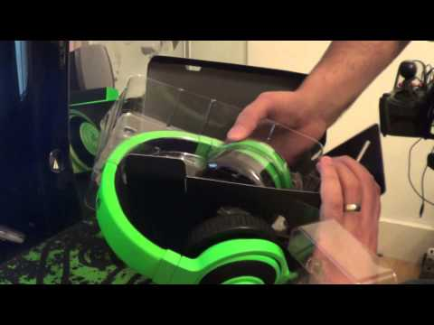 Razer Kraken Pro Unboxing and initial review