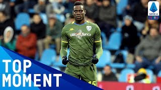 Balotelli Scores the Winner for Brescia! | Spal 0-1 Brescia | Top Moment | Serie A TIM