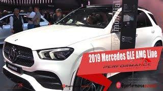 [So elegant] 2019 Mercedes GLE AMG Line - Interior and Exterior Reviews