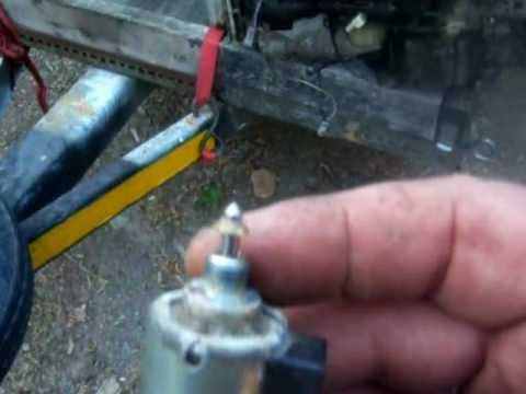 Briggs & Stratton OHV Engine Starting Problems