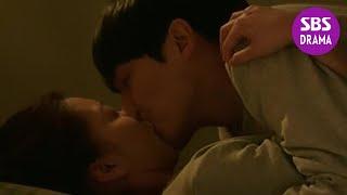 이준-고아성, 침대 속 격정적 키스... '운명의 시작'  @풍문으로 들었소 1회 150223
