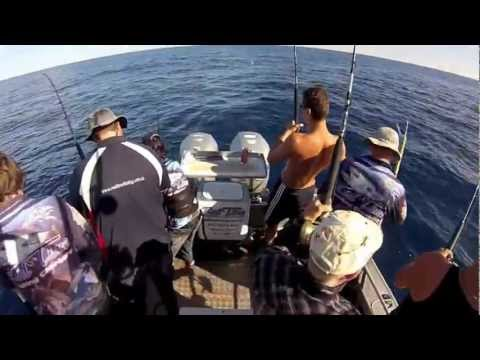 Reel Time Fishing Charters Portland Bluefin Tuna Day 2  06/03/2013 (Preview)