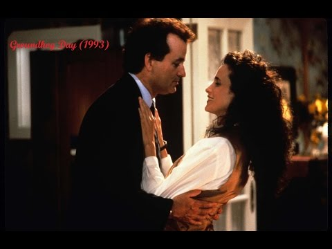 Groundhog Day 1993 - Bill Murray, Andie MacDowell, Chris Elliott movies